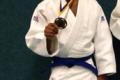 2 judoka's van Bushido Winsum naar de districtskampioenschappen -12 en -15 in Scheemda.